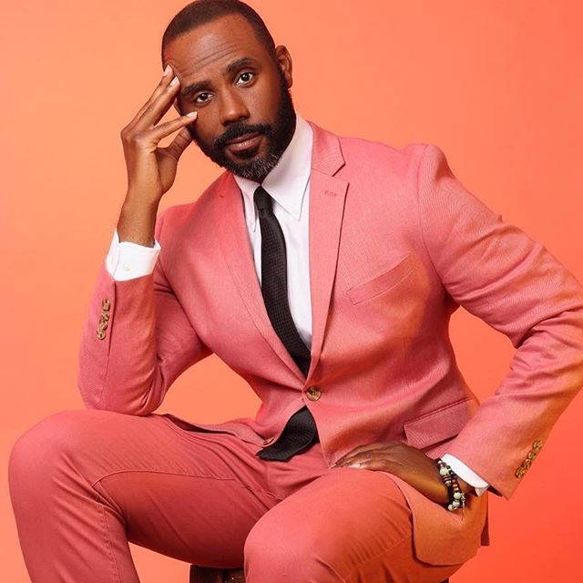 We call this... #TheMondayFace -- It's Monday! Today sets the tone for the rest of your week so Get sh!t done and make today a good day! -- Client - @elton.taylor.jr  Photographer - @designerjov  Stylist - @themillage -- #outfit #suitstyle #style #model #fashionstyle #fashionista #outfitoftheday #styleblogger #fashion #ootd #suit #fashionblogger #fashionaddict #instafashion #themillage #blogger #stylist #styledbythemillage #photography #makeup #mondaymotivation #dallasstyle  #dallas #dallastx #photooftheday #pink #behindthechair #dallasfashion