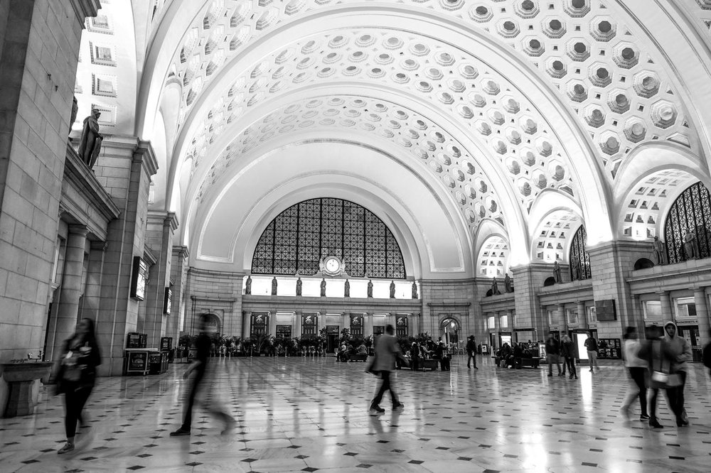 Washington's Union Station is one of the city's many registered landmarks protected because of their age and architectural characteristics. (cineman69/Getty Images)