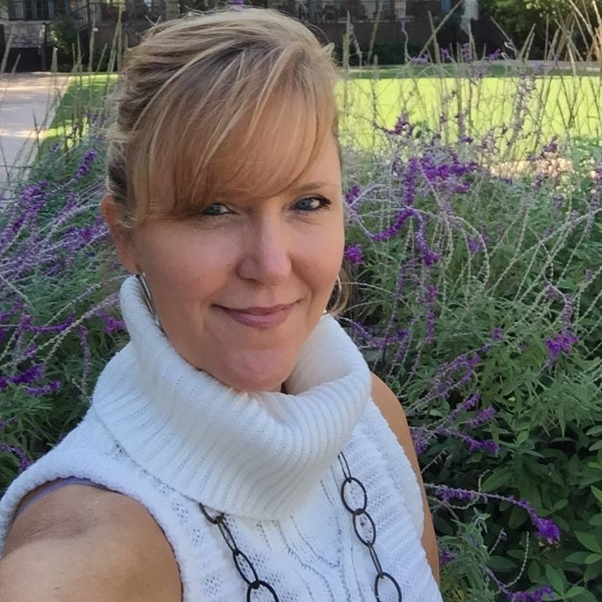 Caren Van Pelt   Board Member  A Texas girl – born and raised in the DFW metroplex.  I graduated from Stephen F. Austin State University in Nacogdoches, TX with a business degree.    I am a licensed insurance agent and have worked over half my life (27 years) at Zurich Insurance Company, the 5th largest insurance company in the world specializing in commercial property and casualty insurance.     During that time I have earned several professional designations:  Certified Insurance Counselor, Association of Finance and Insurance Professionals and Certified Insurance Service Representative.  I loved my Aunt Ruth -she was a truly beautiful soul.   If Ruth Cheatham was a flower she would have been a sunflower because she exponentially improved the lives of others with her positive attitude and her generous encouragements.  As a former patient of Texas Scottish Rite Hospital for Children, I know what it's like to be a recipient of other people's kindness and assistance.  I was diagnosed with Scoliosis as an adolescent and received stellar treatment and care at no cost to my family.  Simply put, I would like to pay it forward.  When I'm not being a total insurance nerd, I enjoy exploring as many beaches around the world as possible and filling my passport with interesting stamps.   My passions are reading, traveling, yoga and performing random acts of kindness.   I am so excited and honored to be working alongside my two beautiful nieces and nephew.   They are so unbelievably talented, smart and most importantly compassionate.   I am very blessed to have a grand total of 9 nieces/nephews and 3 great nieces/nephews and they all inspire me to be a better person.