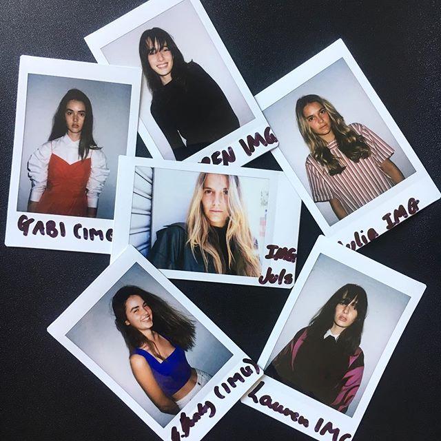 Today for IMG Models, Sydney✨  With these lovely ladies ✨💫 @juliagardell @gabiborchers @laurenarroww 💕🙌🏾 #newwork #comingsoon #love #sydney #photography #light #polaroids #imgmodels #australia #swag #canon