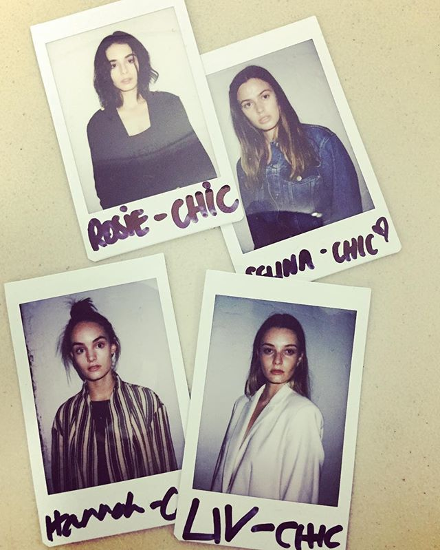 Today for Chic Management , Sydney 💕⚡ With these 4 lovely Ladies 😍 @rosie.coppini @hannaahmiller @selinapolyak @just__liv  @savvyhairboutique 🌟🌟⚡✨ #newwork #comingsoon #sydney #beauty #australia #fashion #photography #love #beautyfull #happydays #swag