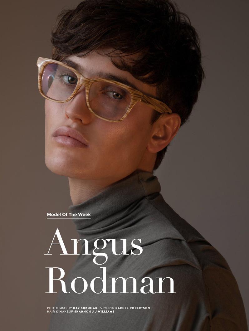 Angus Rodman