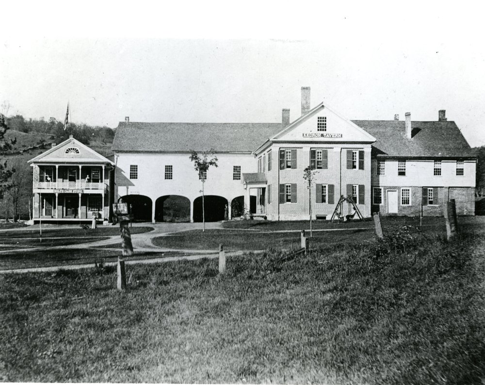 Kedron Valley Inn in South Woodstock or South Parish.