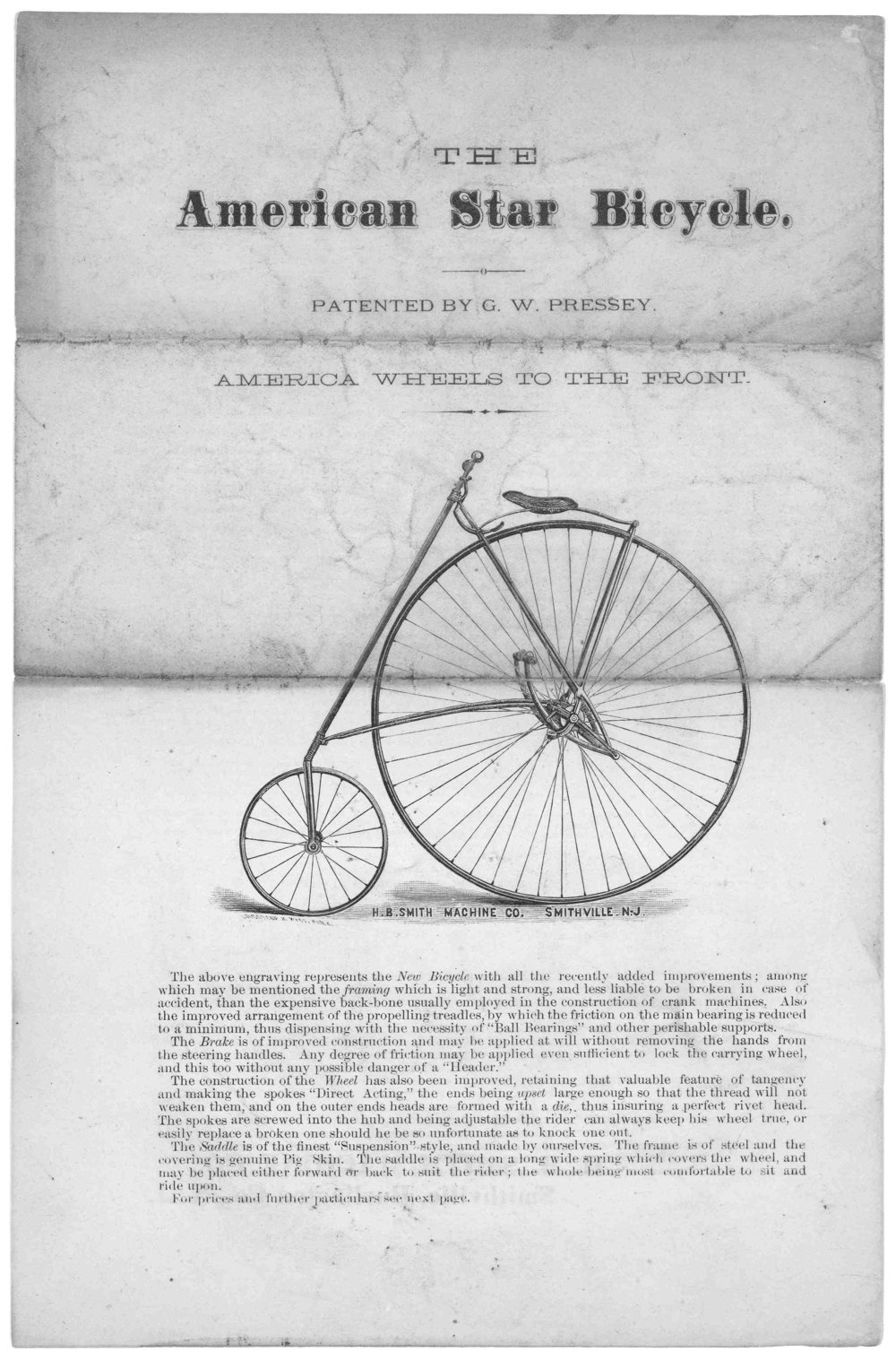 Library of Congress, Rare Book and Special Collections Division, Printed Ephemera Collection.