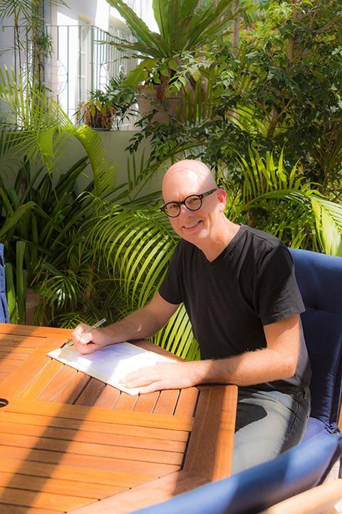 Steve Mouzon, Studio Sky architect who designed Mahogany Bay Village.