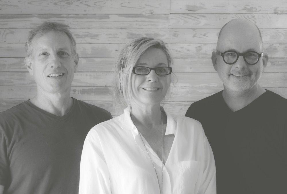 Eris Moser, Julia Starr Sanford, and Steve Mouzon of Studio Sky.