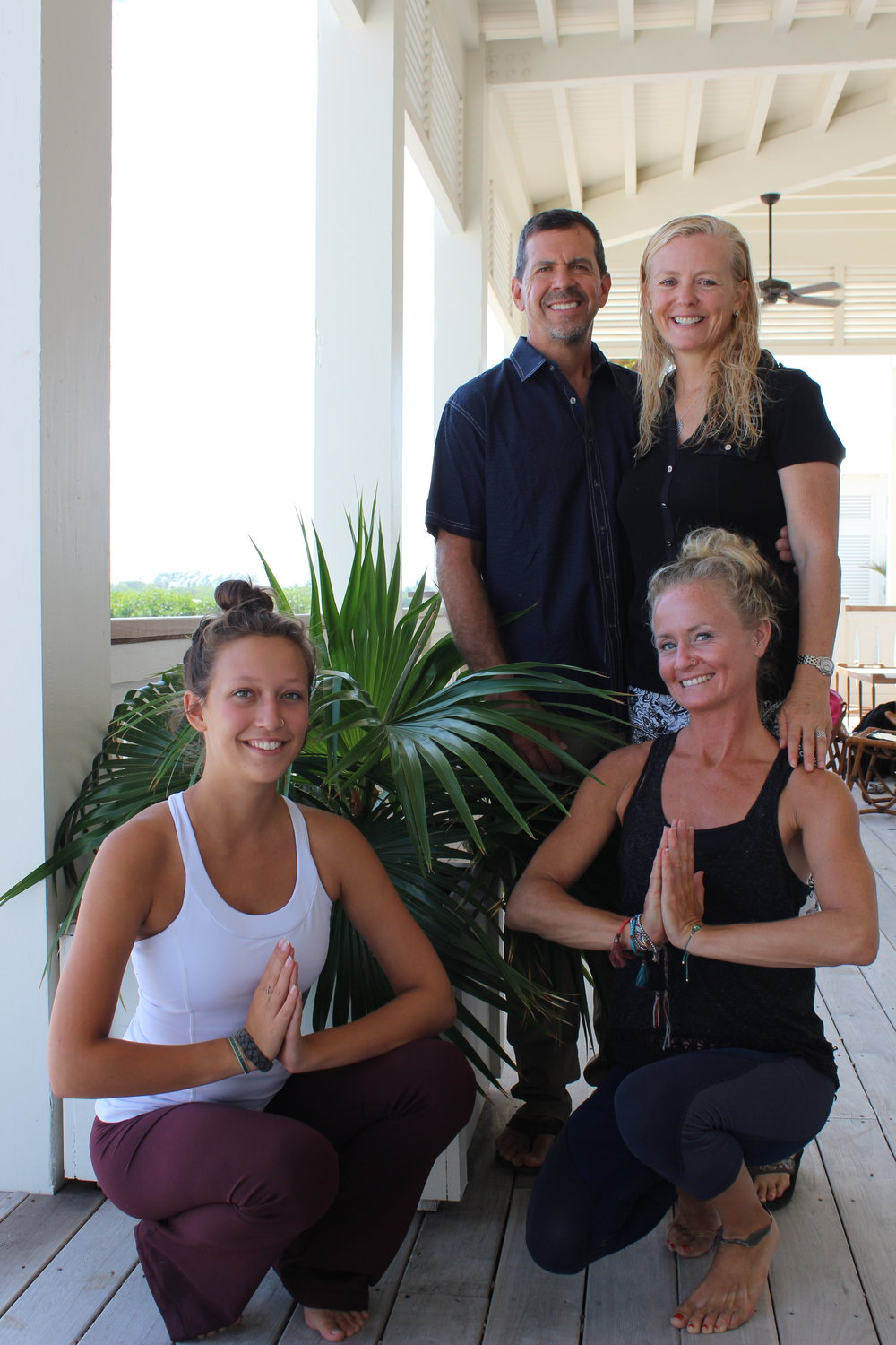 The Science and Soul Wellness team welcomes you to their new studio at Mahogany Bay Village!