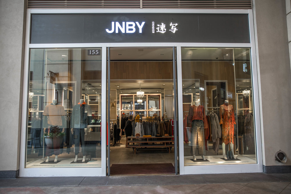 JNBY Store @ The Shops At The Bravern