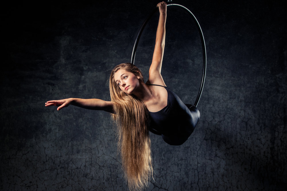 Louisville Performing Arts Photography - Aer Portrait 1
