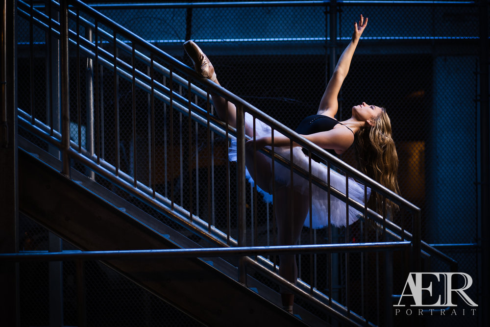 Louisville Performing Arts Photography 3 - AER Portrait