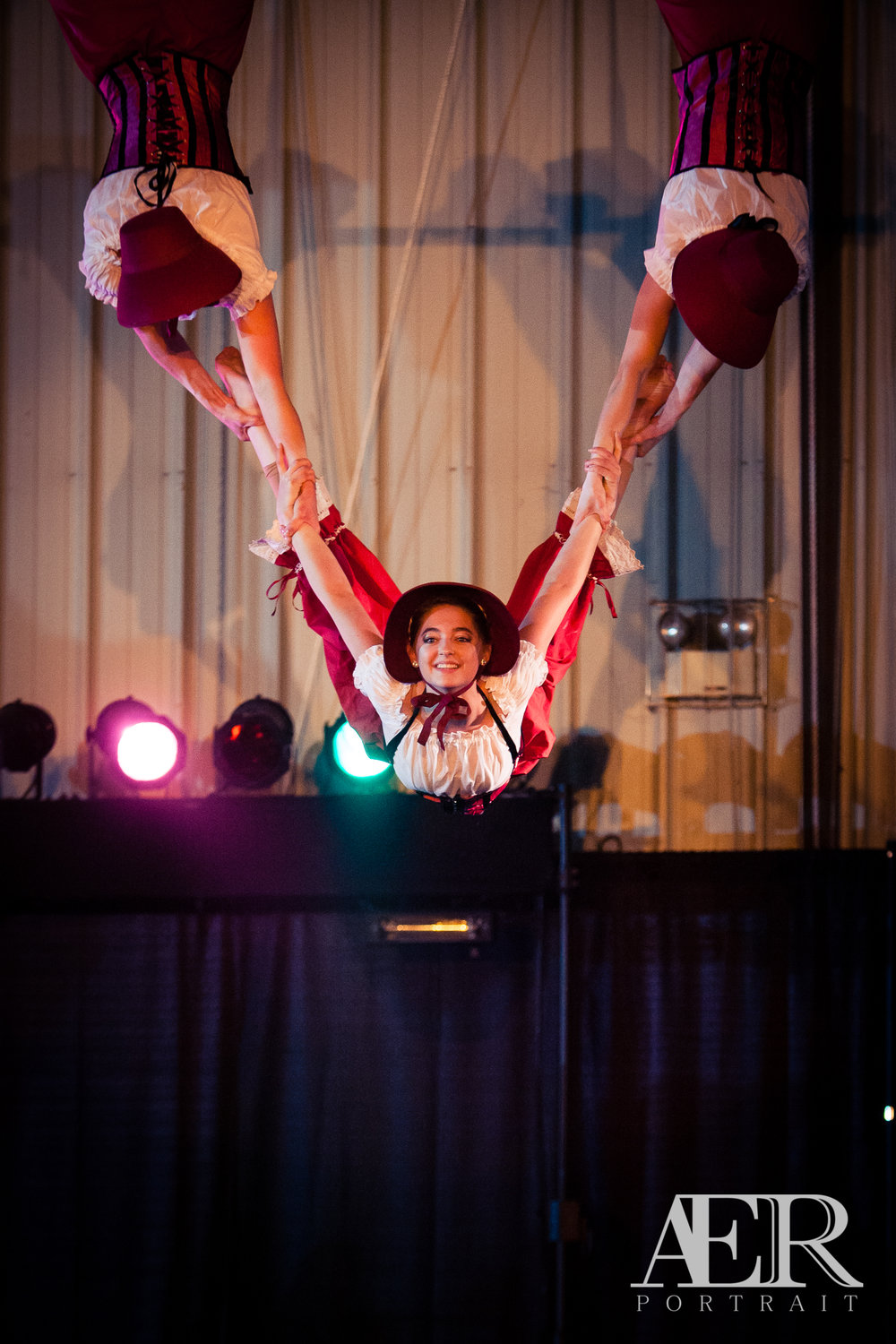 Louisville Performing Arts Photography - Turners Circus - AER Portrait 4