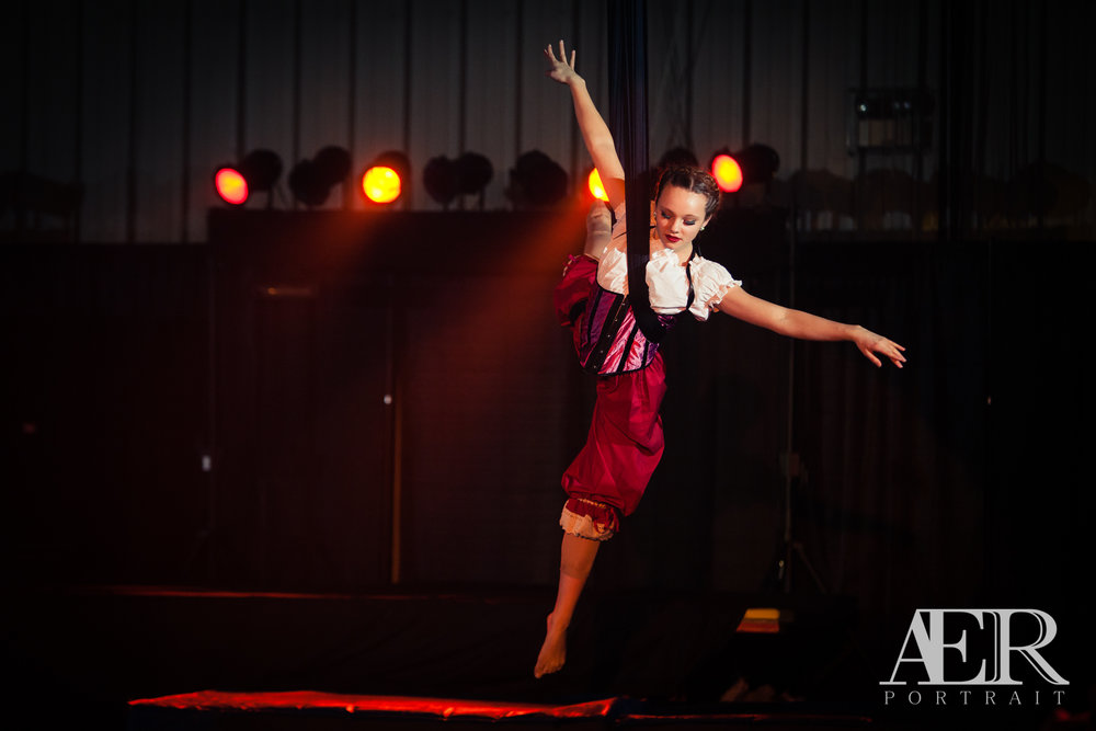 Louisville Performing Arts Photography - Turners Circus - AER Portrait 6