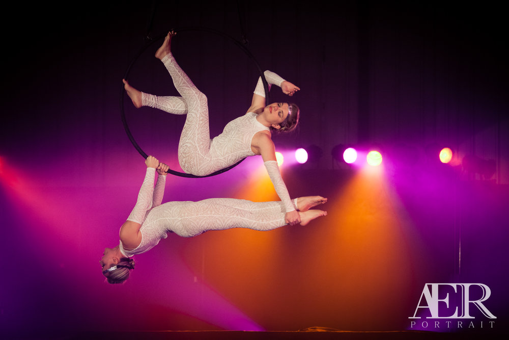 Louisville Performing Arts Photography - Turners Circus - AER Portrait 7