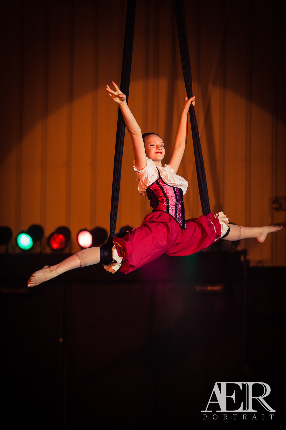 Louisville Performing Arts Photography - Turners Circus - AER Portrait 8