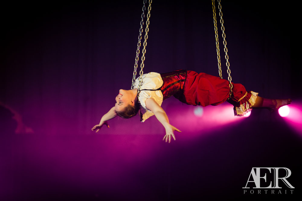 Louisville Performing Arts Photography - Turners Circus - AER Portrait 13