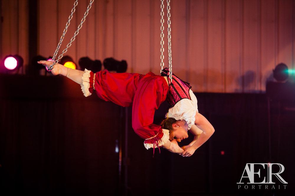Louisville Performing Arts Photography - Turners Circus - AER Portrait 14