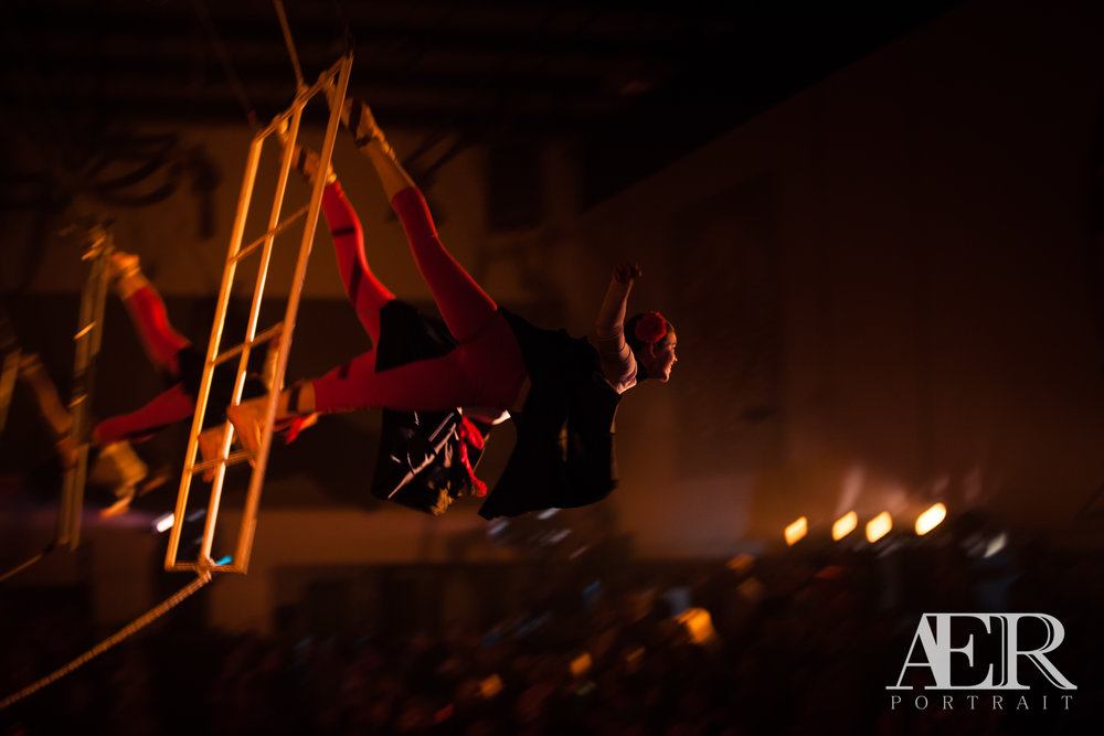 Louisville Performing Arts Photography - Turners Circus - AER Portrait 22