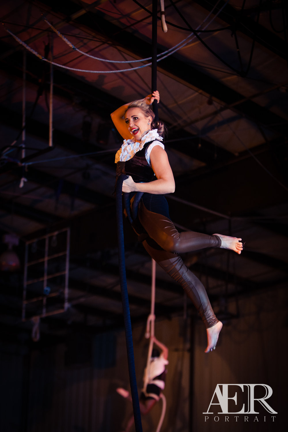 Louisville Performing Arts Photography - Turners Circus - AER Portrait 26