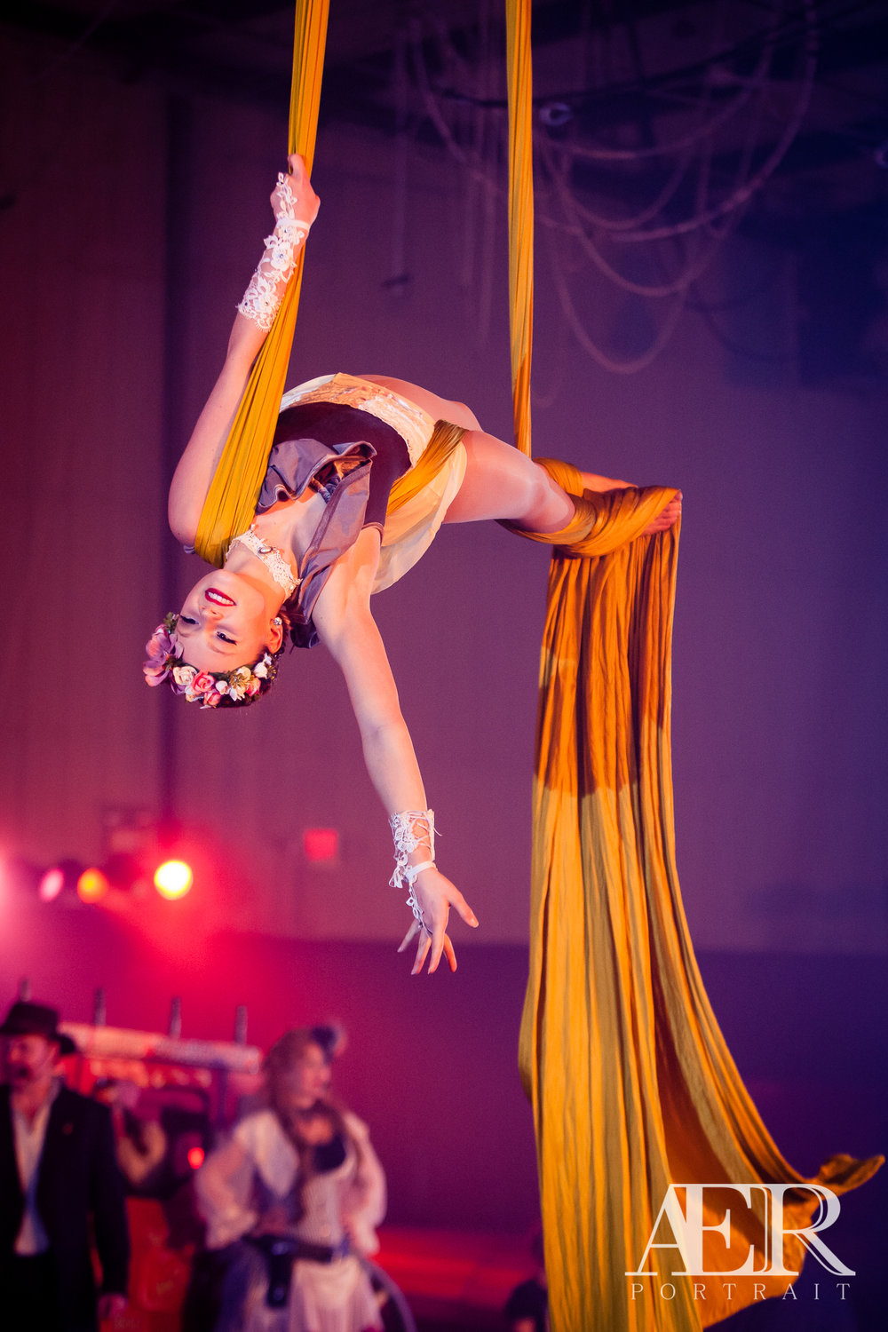 Louisville Performing Arts Photography - Turners Circus - AER Portrait 31