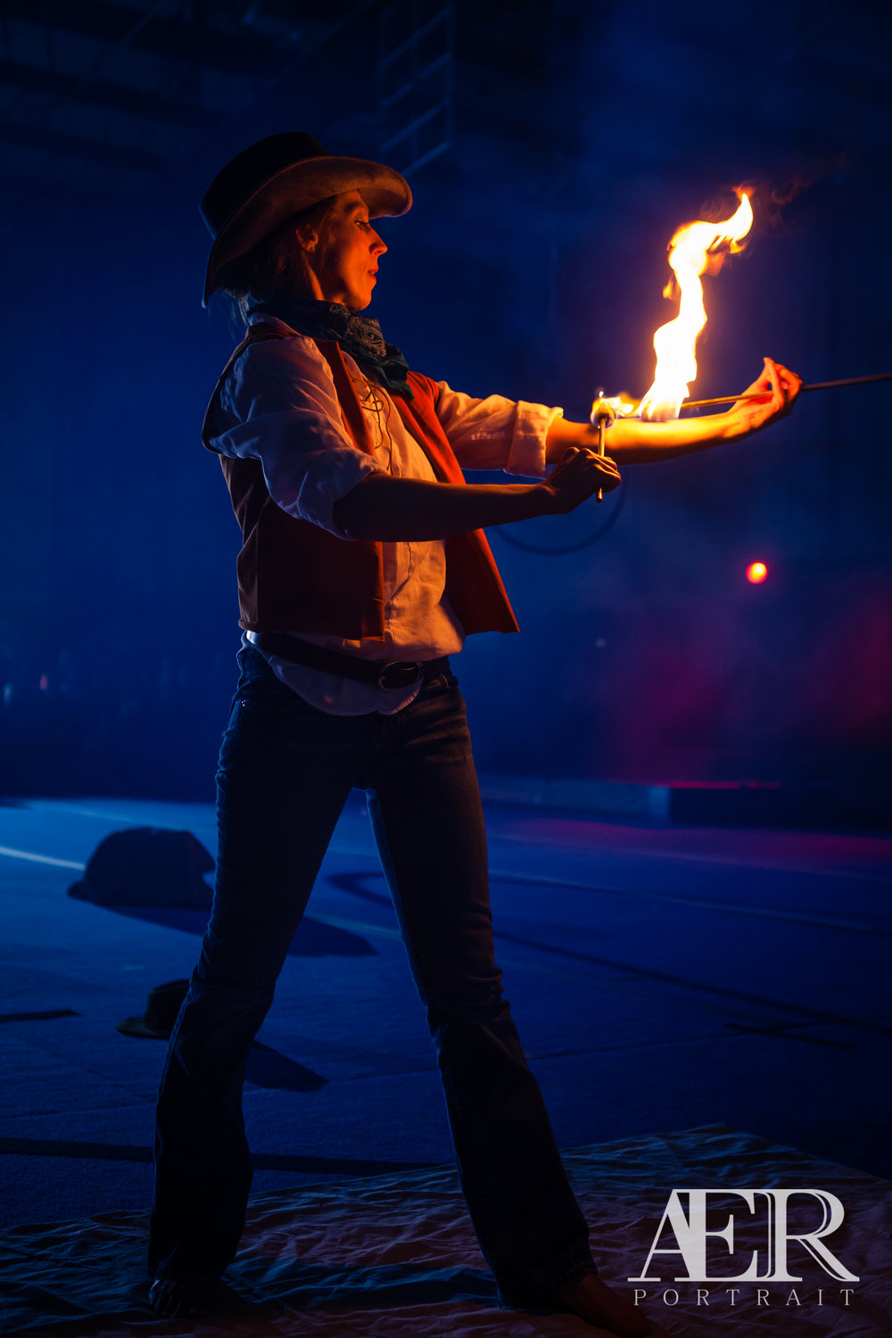 Louisville Performing Arts Photography - Turners Circus - AER Portrait 35