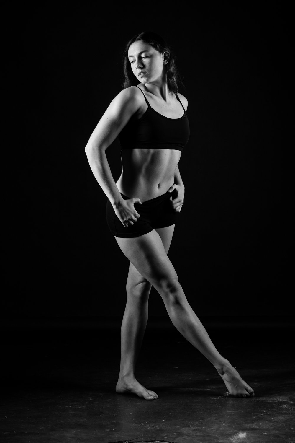 AER Portrait | Louisville, KY Fitness and Fine Art Photography
