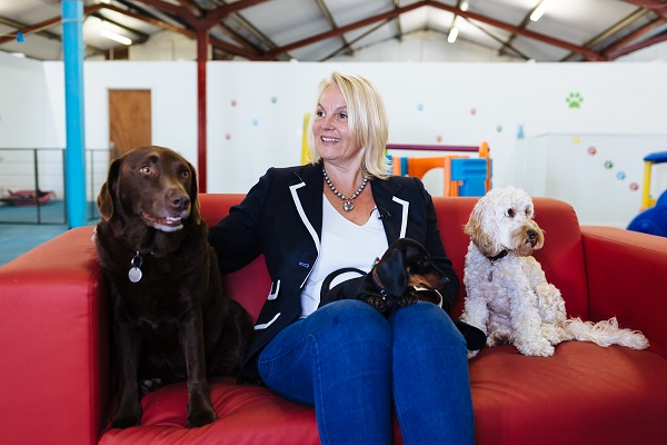 Candy Rose, Suffolk Canine Creche, Funding Circle, Business Loans