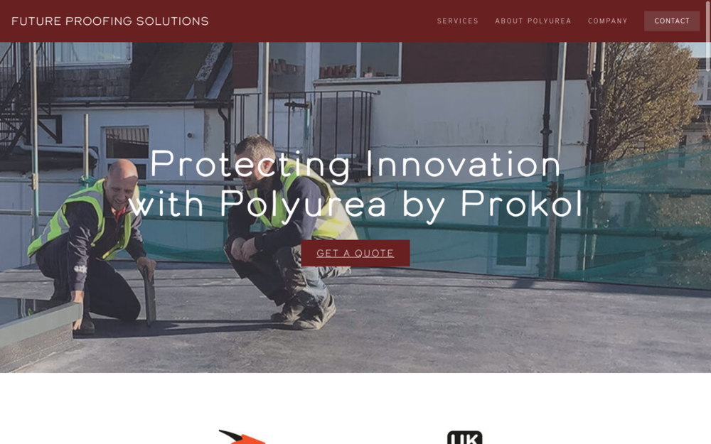 pippa says website design future proofing solutions polyurea uk