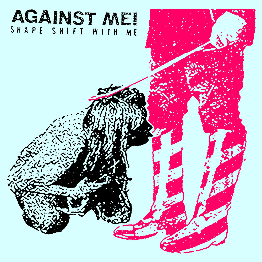 "AGAINST ME!  ""SHAPE SHIFT WITH ME"" LP ""BOYFRIEND"" ""NORSE TRUTH""  (SONGWRITER)"