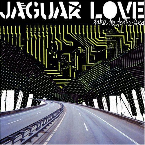 "JAGUAR LOVE  ""TAKE ME TO THE SEA"" LP  (GUITAR)"