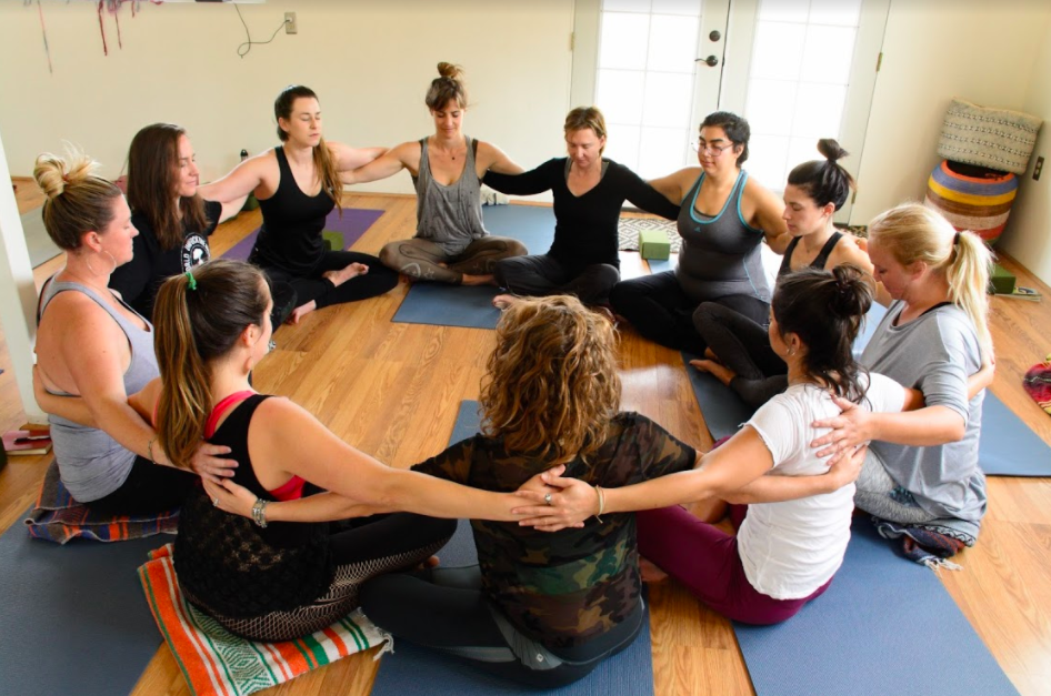 Expect lots of intimate health yoga classes combining vinyasa, kundalini, tantra,restorative yoga, twerking, and fun sex ed.