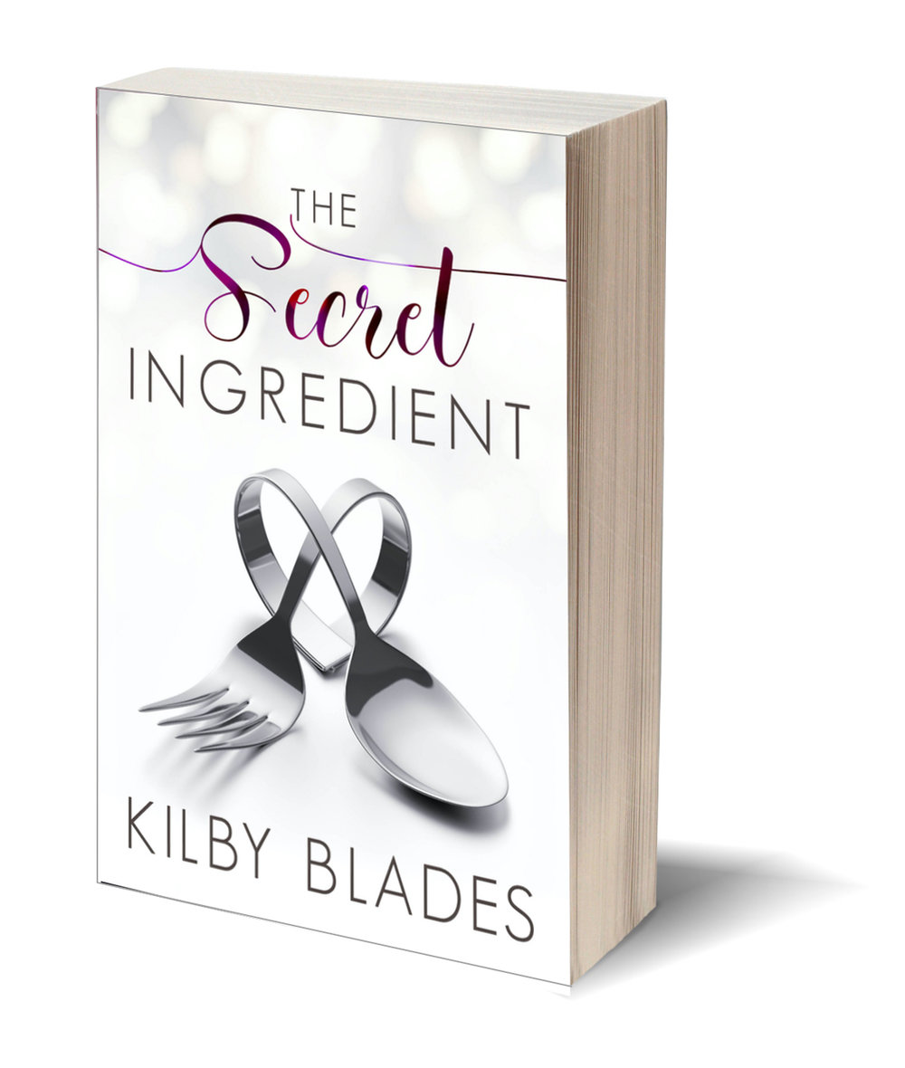 The Secret Ingredient by Kilby Blades Rough.jpg