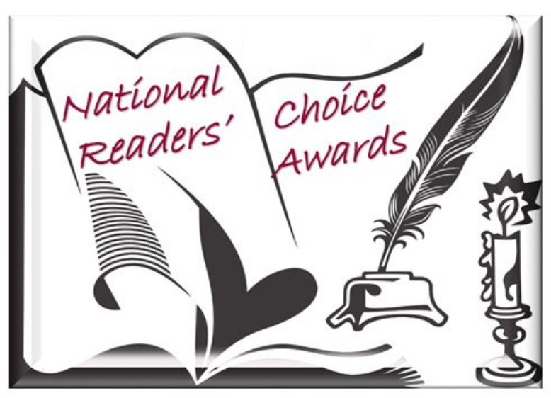 2018 Double-Finalist in Erotic Romance and Best First Book
