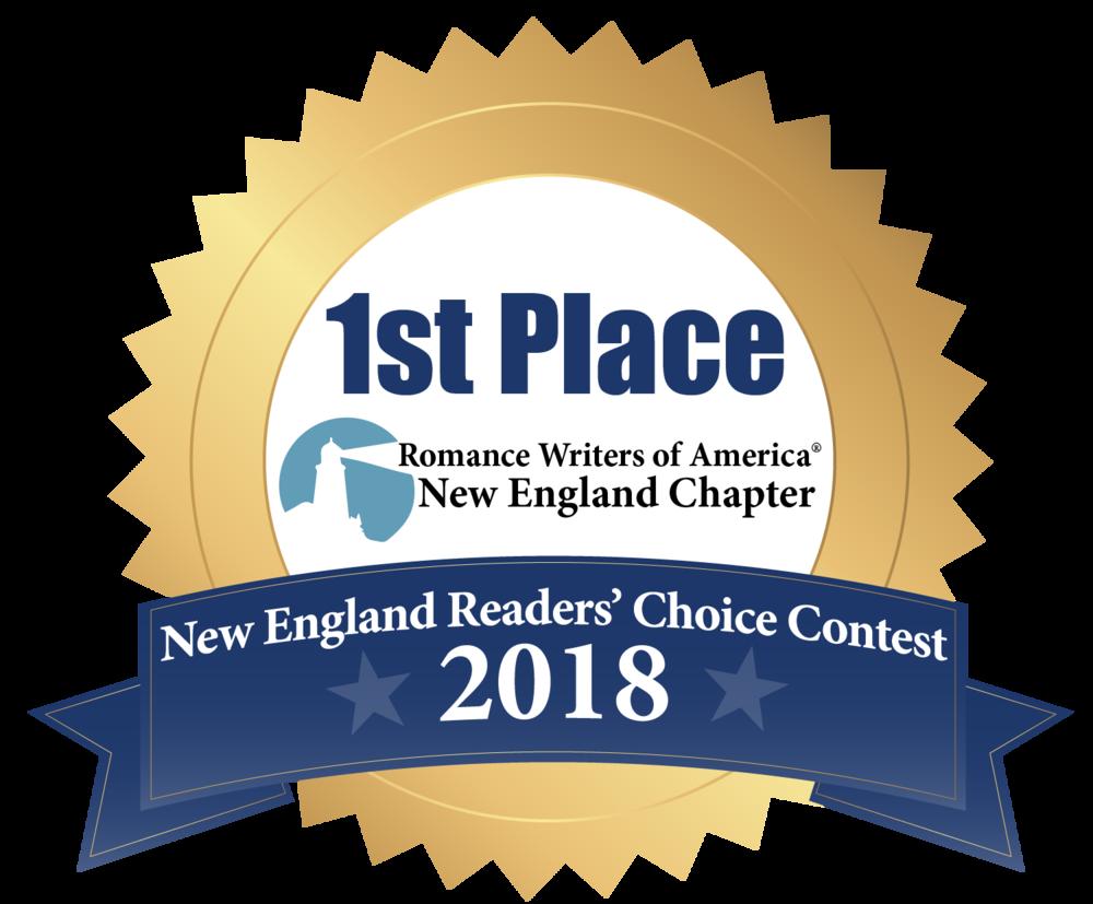 1st Place - NECRWA Awards