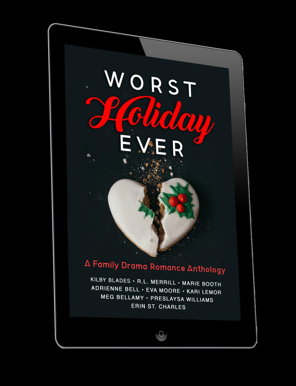 Worst Holiday Ever Kilby Blades