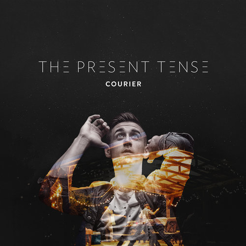 "Courier  ""The Present Tense""  Mixed by Justin Kay  Mastered by Mike Cervantes"