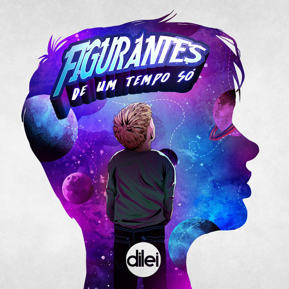 "Dilei  ""Figurantes di um Tempo So""  Mixed by Yury Kalil  Mastered by Mike Cervantes"