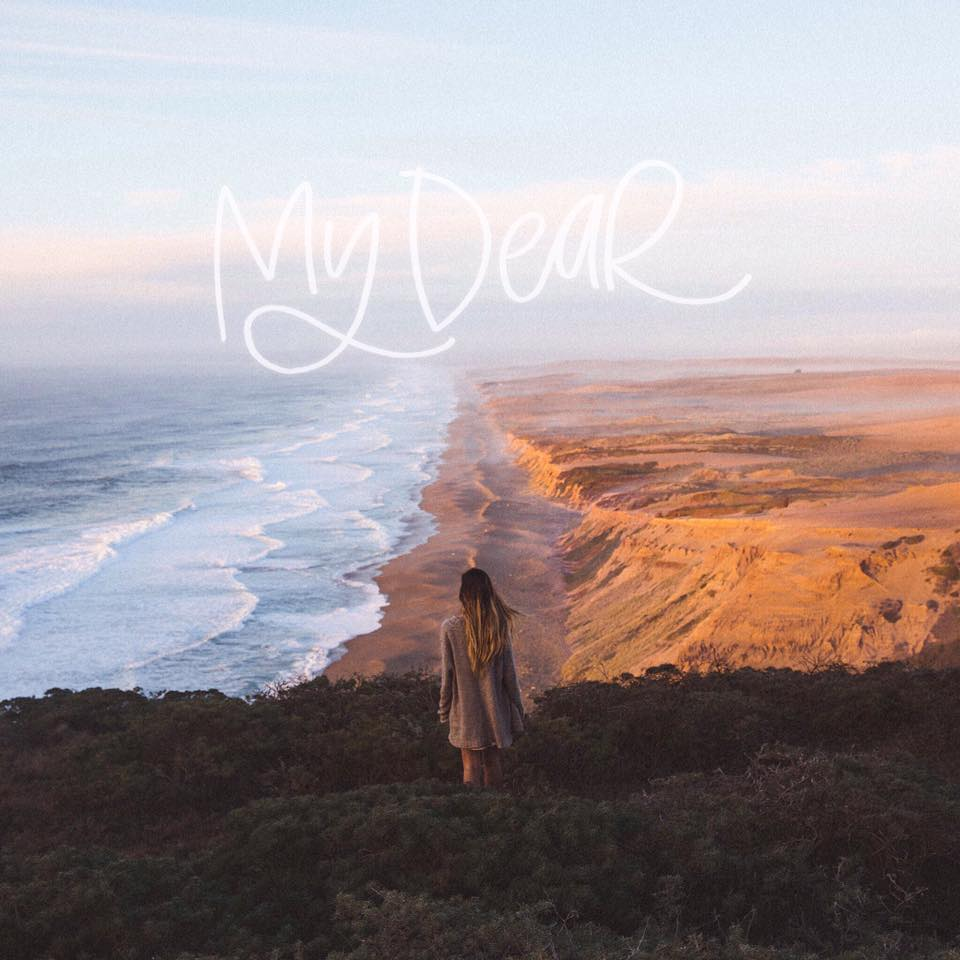 "Arks & Ocean  ""My Dear""  Mixed by Ryan Worsley  Mastered by Mike Cervantes"