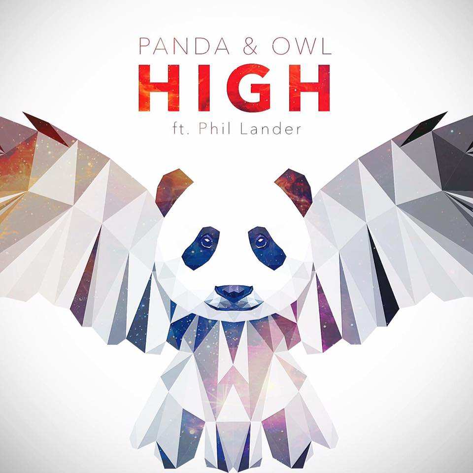 "Panda & Owl  ""High""  Mastered by Mike Cervantes"