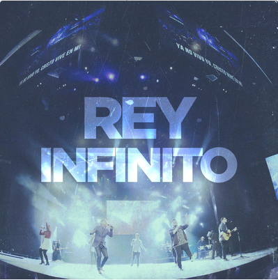 "Marco Barrientos  ""Rey Infinito"" (feat. Christine D'Clario)  Mixed by Jose Olide  Mastered by Mike Cervantes"