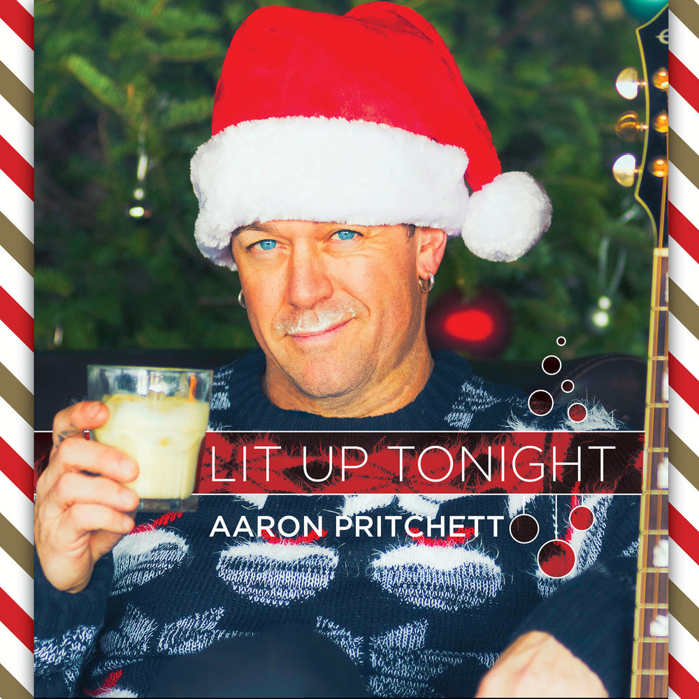 "Aaron Pritchett  ""Lit Up Tonight""  Mixed by Jordan Oorebeek  Mastered by Mike Cervantes"