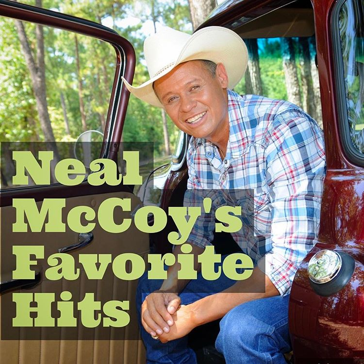 "Neal McCoy  ""Neal McCoy's Favorite Hits""  Mastered by Mike Cervantes"