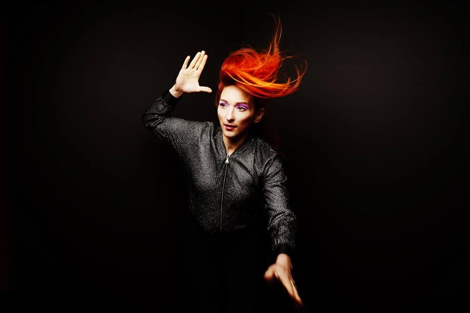 Singer, songwriter and multi-instrumentalist, Shara Nova.