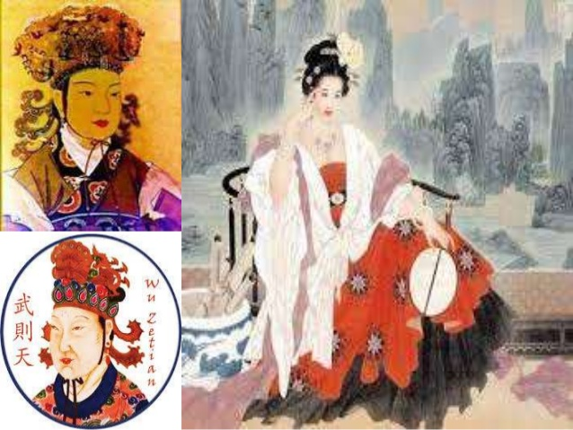 Wu Zetian - the only female emperor in China's history