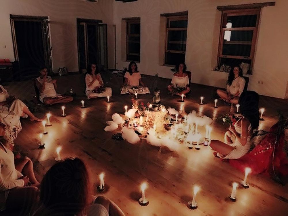 Sacred Feminine Online Circle - Launching soon