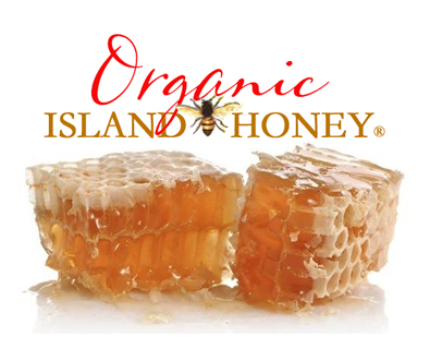Island Honey Company - Organic Pure Island Honey