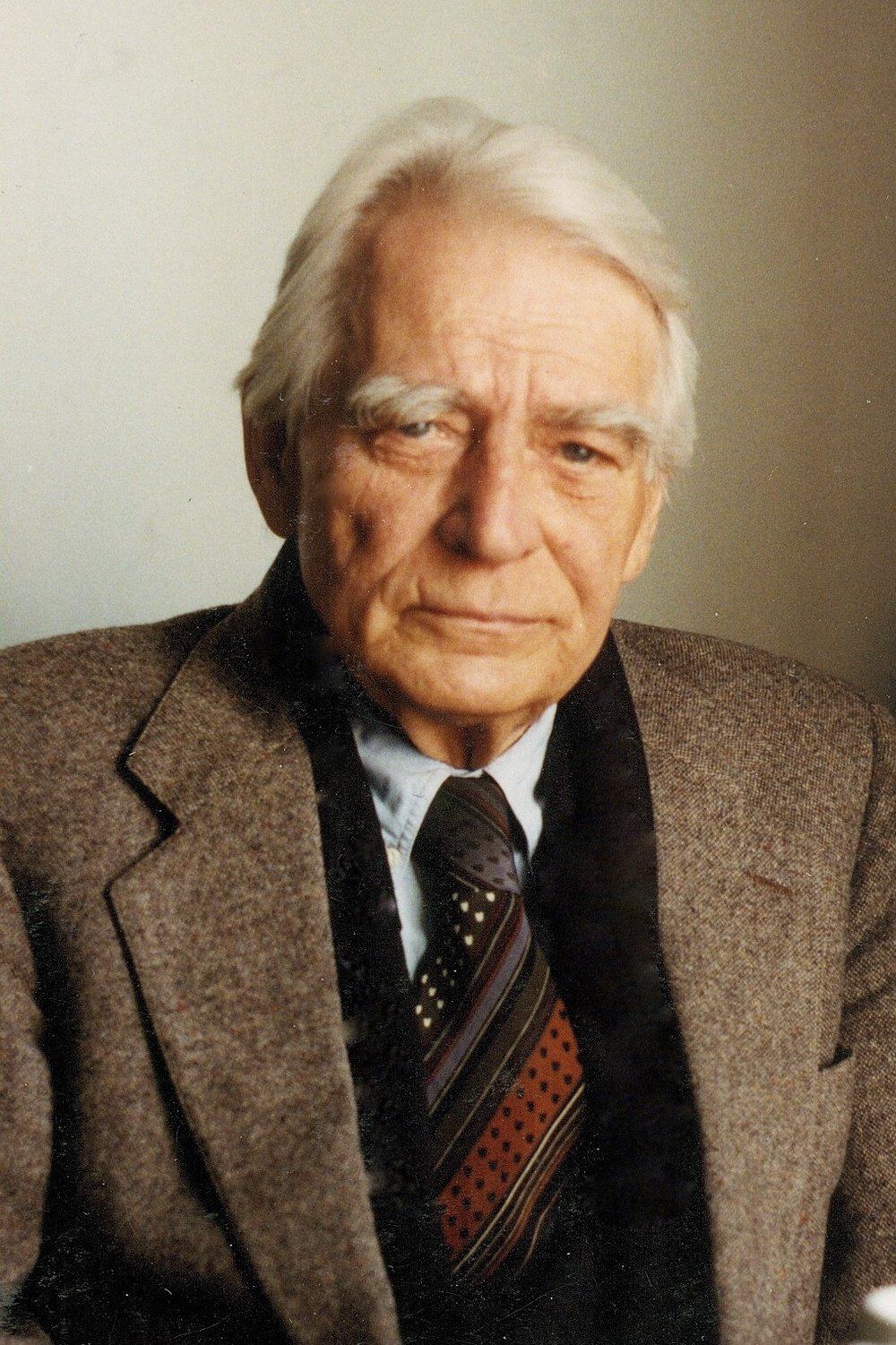 A portrait of George Bartholick during the 1990s when he was living and teaching architecture in Guanajuato, Mexico. Photo courtesy of Andrea Bartholick Pace.
