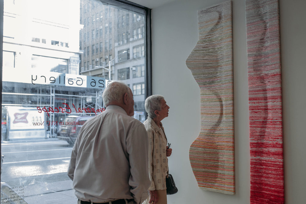 326 Gallery: Temporal Escape Women in Abstraction Today