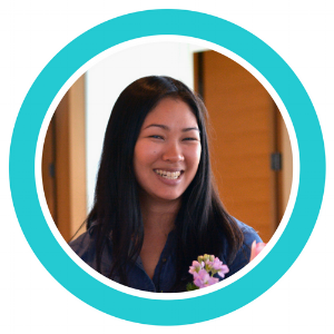 """""""I give monthly to GirlForward to regularly renew my commitment to empowering girls. I switched from being a one-time donor to a monthly giver in order to stand by refugee girls who need us now, more than ever."""" - Maggie Cong-huyen"""