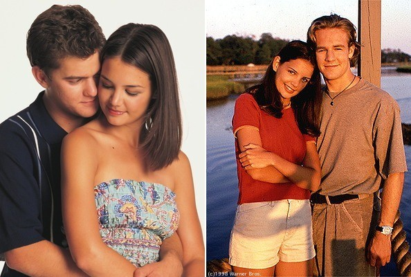 Pacey and Joey/Dawson and Joey
