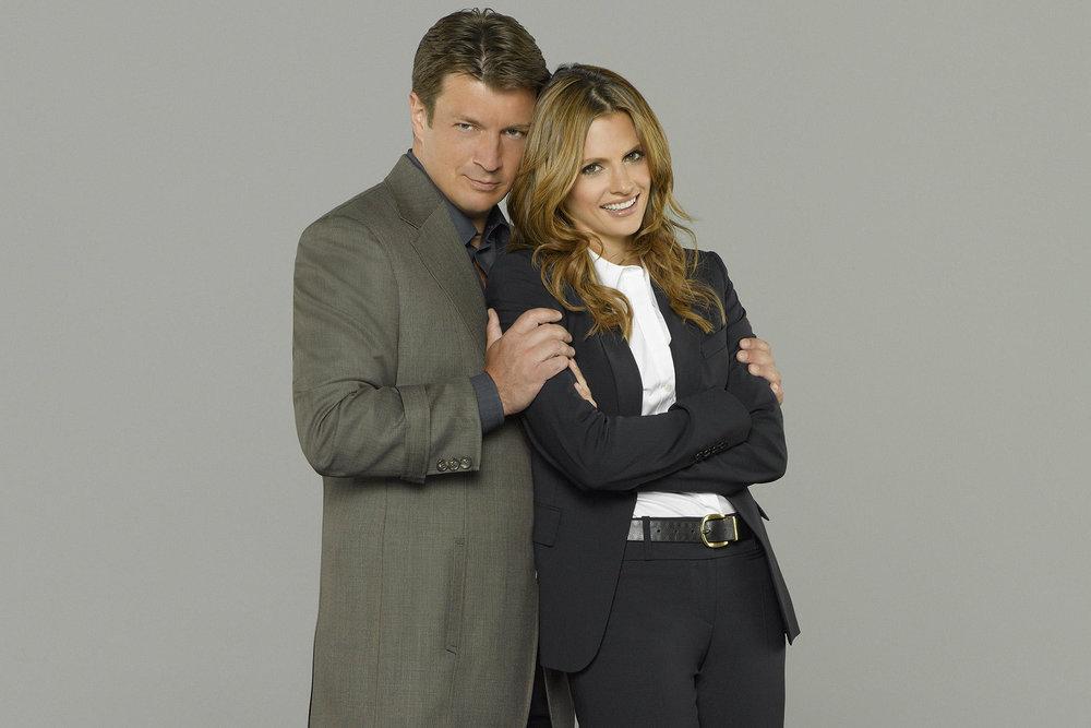 Castle and Beckett (Caskett)
